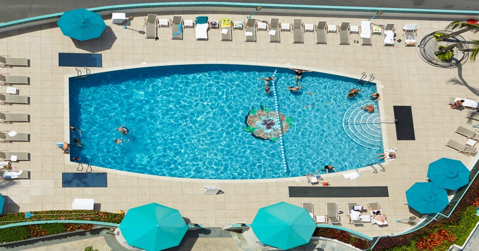 Ilikai Hotel and Luxury Suites