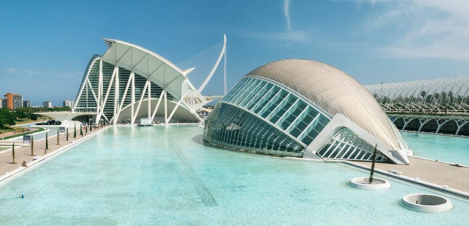 City of Arts, Valencia