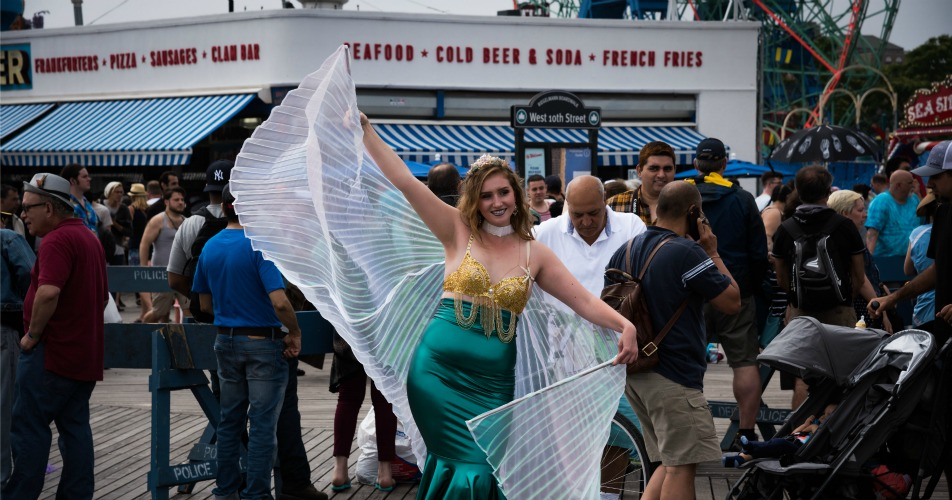 Coney Island Mermaid Festival