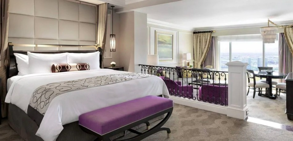 Suite at the Venetian Las Vegas