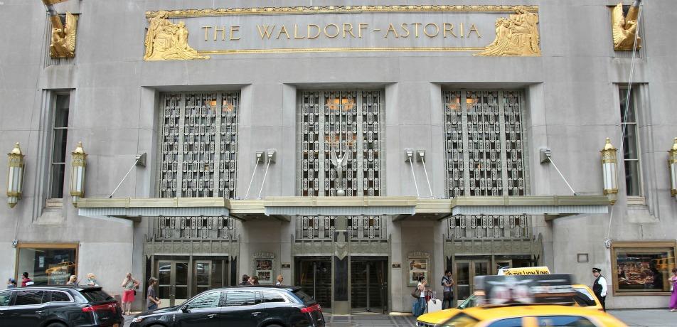 Waldorf Astoria, NY