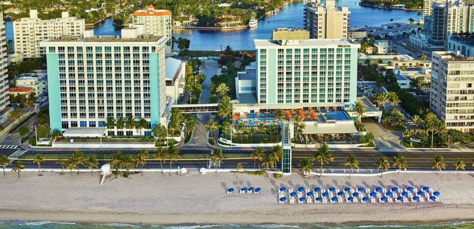 Westin Fort Lauderdale Beach Resort and Spa