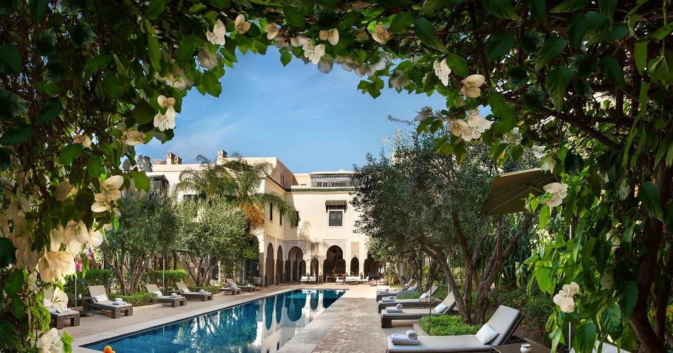 Hotel Villa des Orangers Relais & Chateaux