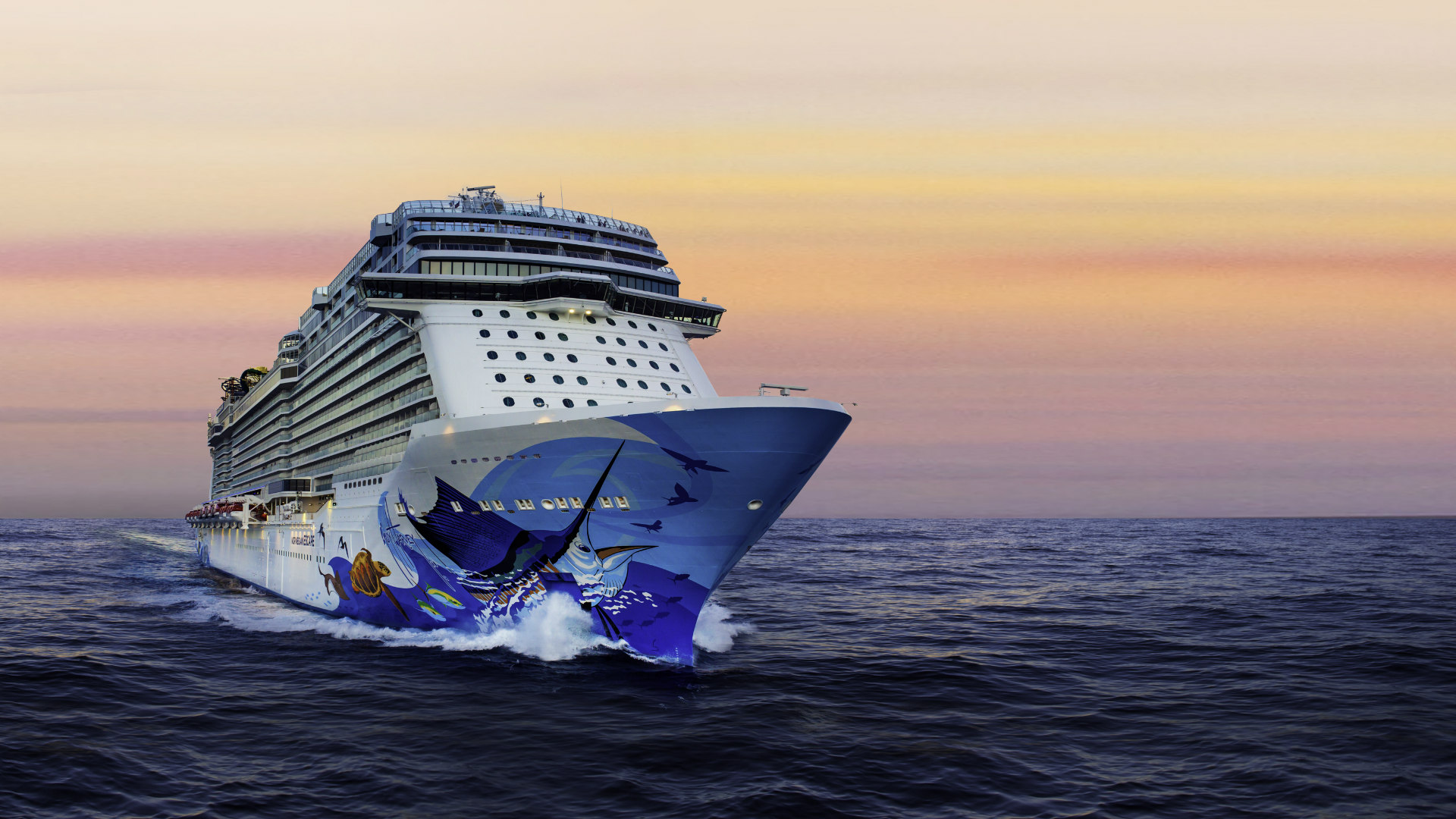 Here S What Happens When A New Cruise Ship Launches Shermanstravel