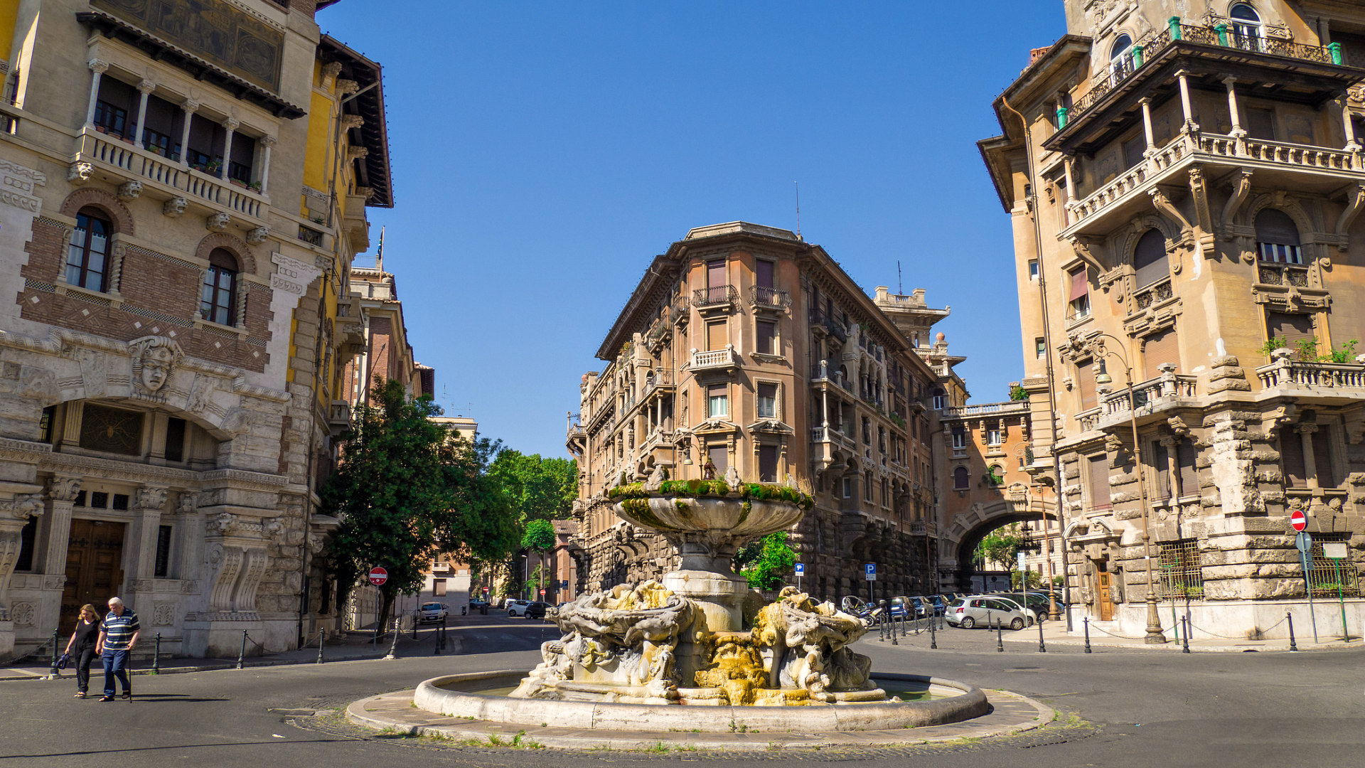 How To Save In Rome S Ritzy Parioli District Shermanstravel