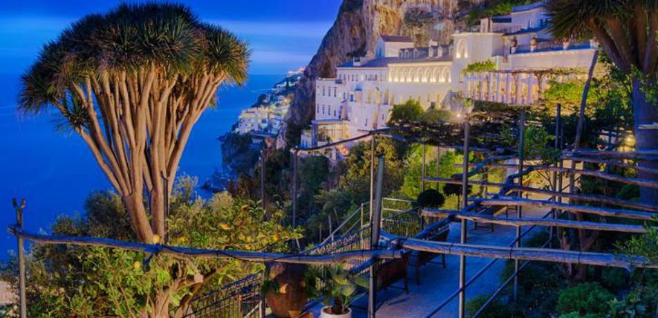 Hotel Convento  Amalfi