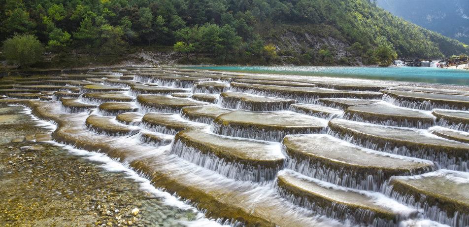 Baishui River, China
