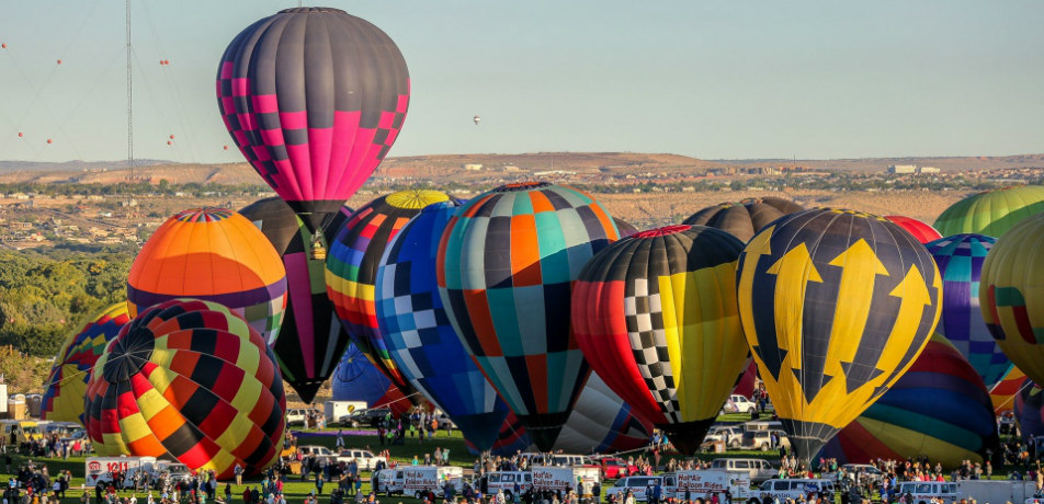 Balloon Fiesta, NM