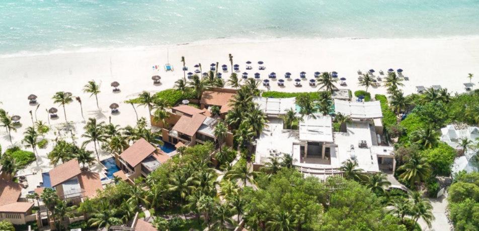 Banyan Tree Resort, Riviera Maya