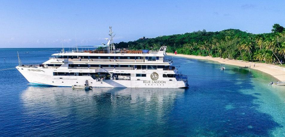 Blue Lagoon Cruises, Fiji