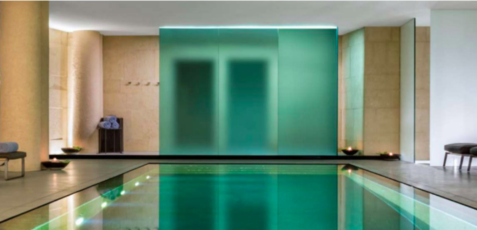 Bulgari spa in Milan