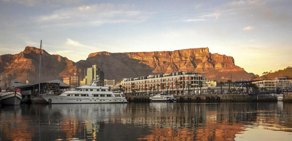 Cape Grace Hotel - Capetown