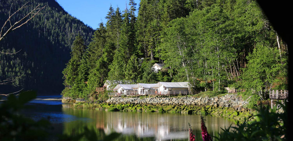 Clayoquot Retreat, Canada
