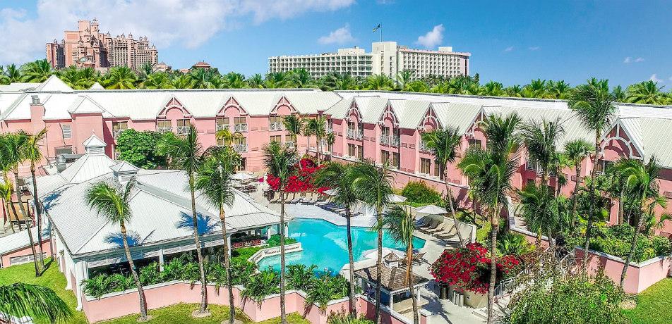 Comfort Suites Paradise Island in Nassau, Bahamas