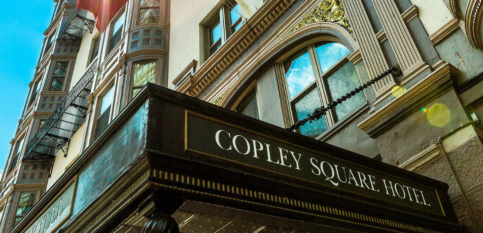 Copley Square Hotel in Boston