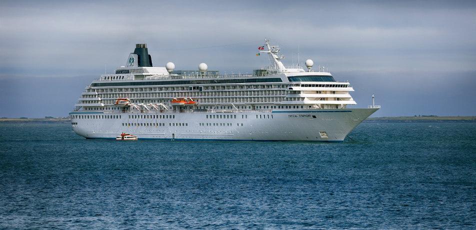 Crystal Cruises cruise ship