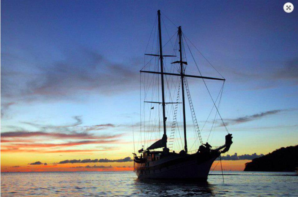 Island Windjammer's Diamant