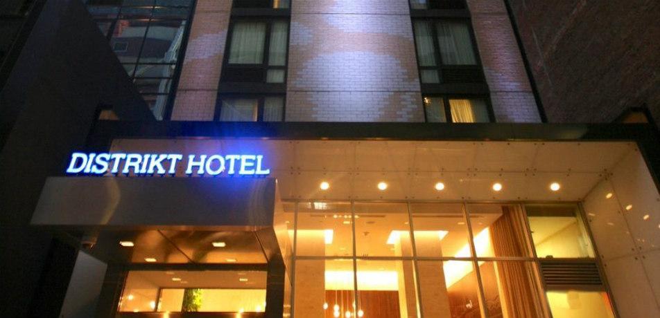 Distrikt Hotel