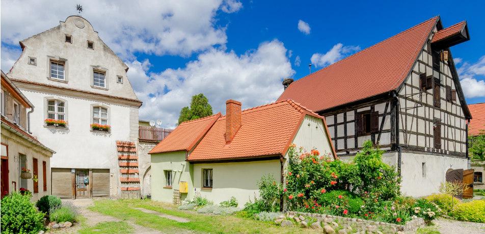 Town of Drezdenko, Lubuskie, Poland