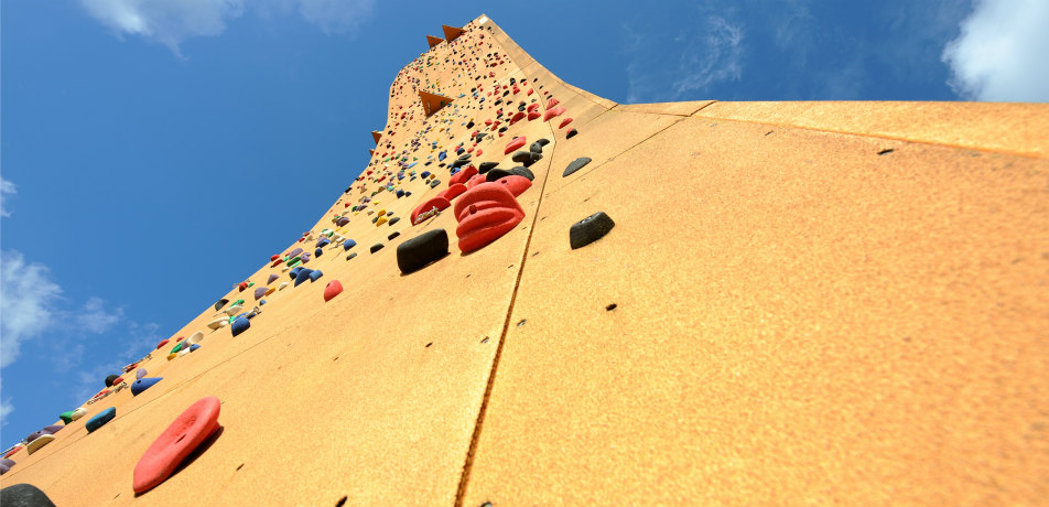 Excalibur Climbing Wall