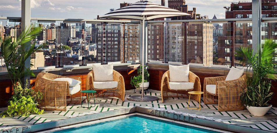 Gansevoort Hotel NYC