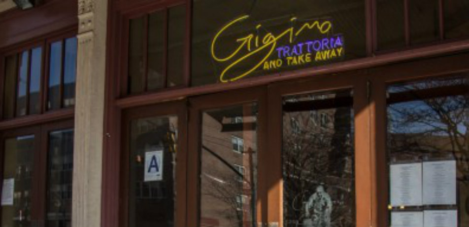 Gigino Trattoria, NYC