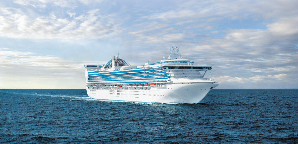 Princess Cruises's Golden Princess