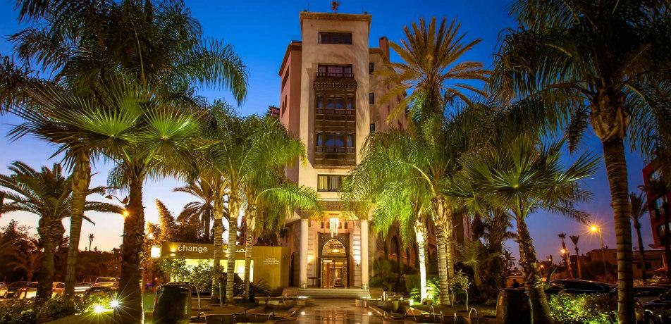 Hivernage Hotel