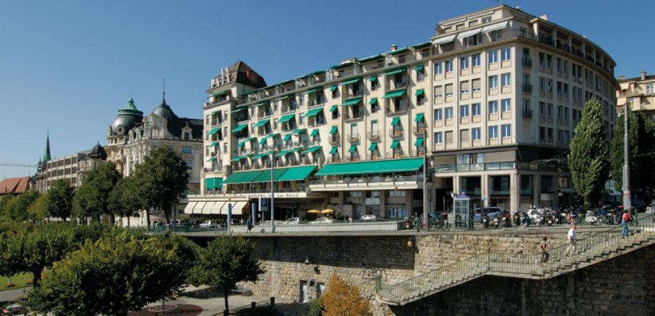 Hotel de la Paix, Switzerland