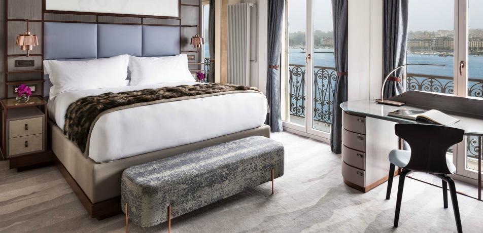 Hotel de la Paix in Geneva