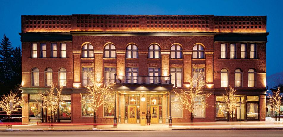 Hotel Jerome, A RockResort