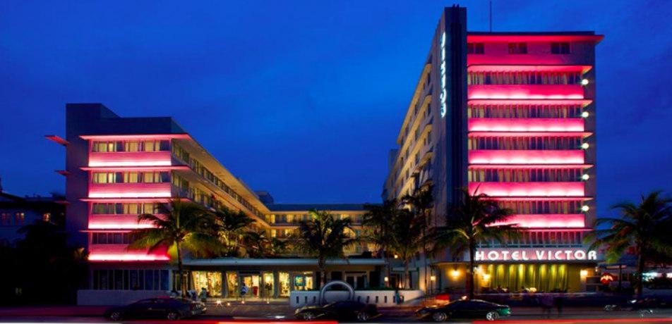 Hotel Victor in Miami