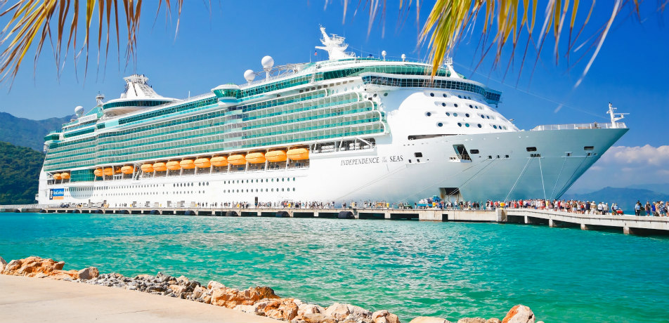 Independence of the Seas in Labadee, Haiti