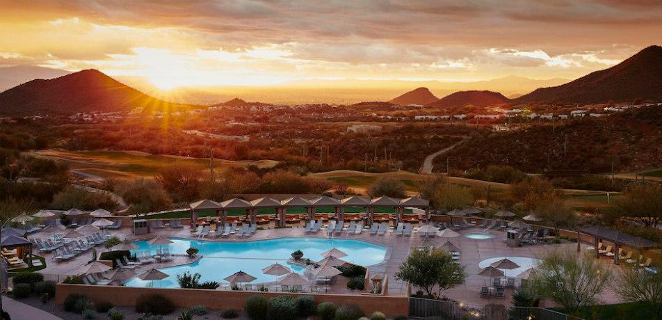 JW Marriott Tuscan Starr Pass Resort