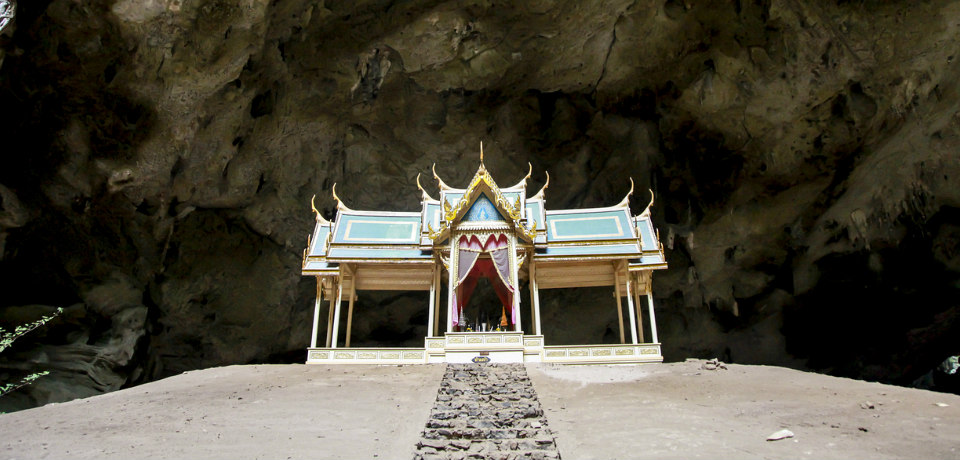 Kuha Karuhas Pavillion, Thailand