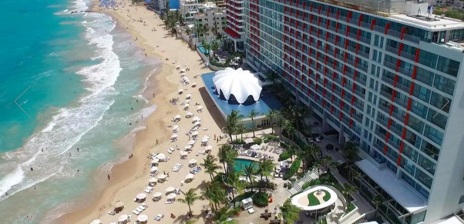 La Concha Resort, San Juan