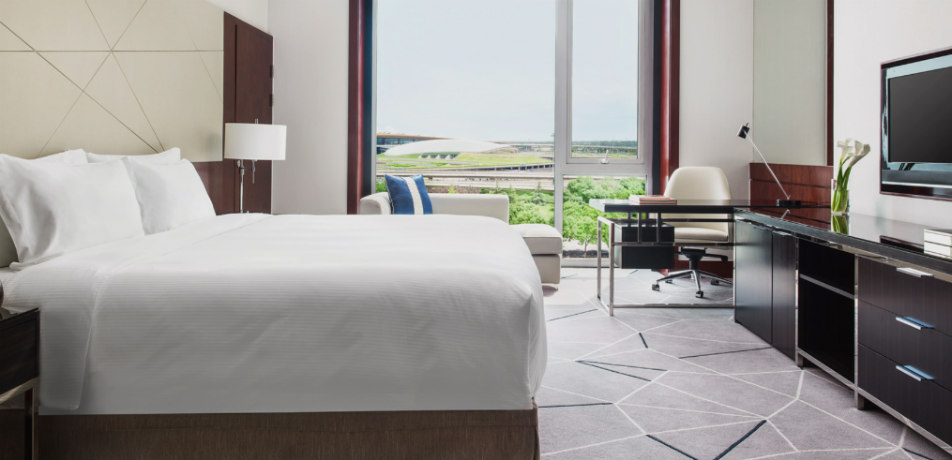 Cordis Hotel Beijing Capital Airport - guest room