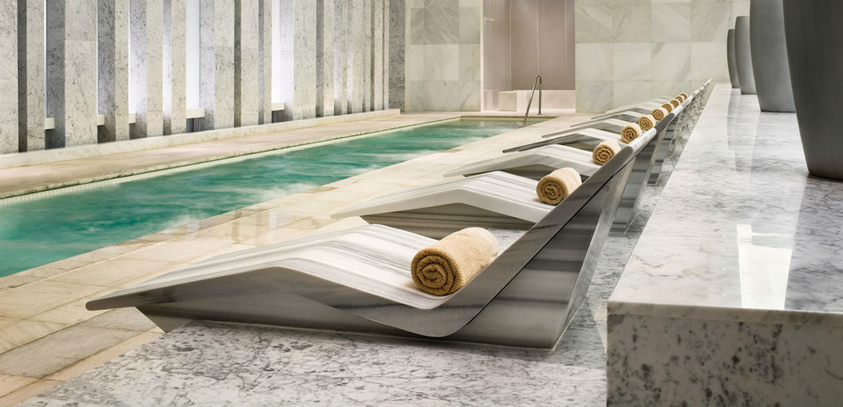 Lapis, the spa at the Fountainbleau