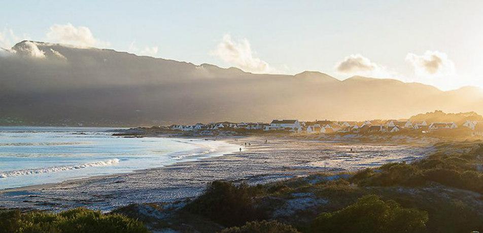 Long Beach Resort. South Africa
