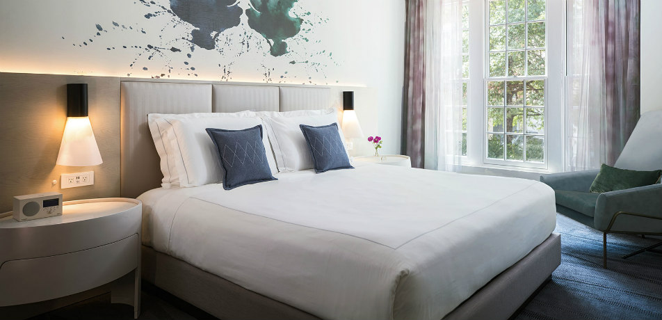 Lorien Hotel and Spa guest room