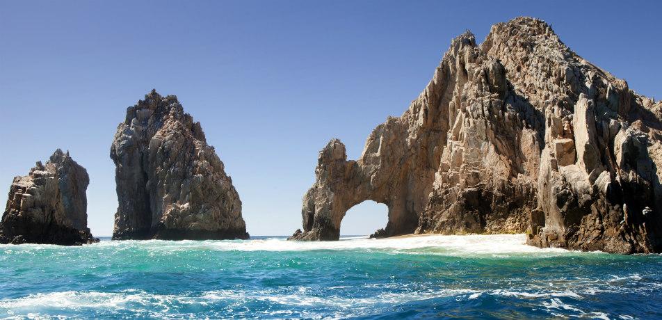 Lands End in Cabo San Lucas Mexico