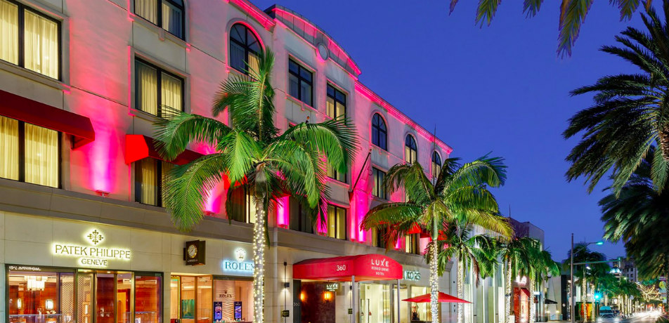 Luxe Hotel Beverly Hills