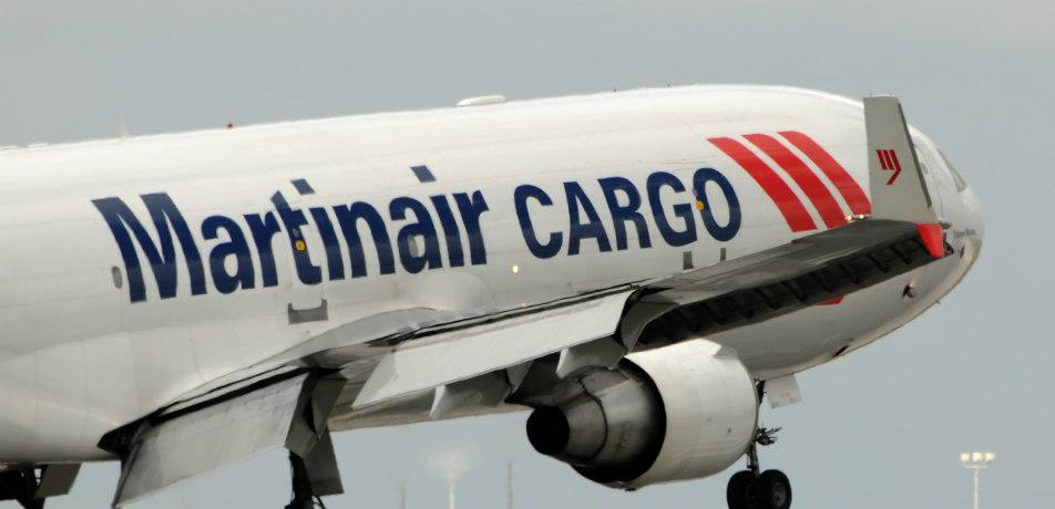 Martinair aircraft