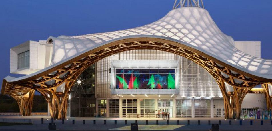 The Metz Pompidou