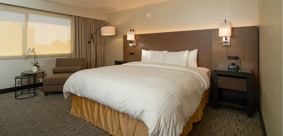 Miyako Hotel guest room