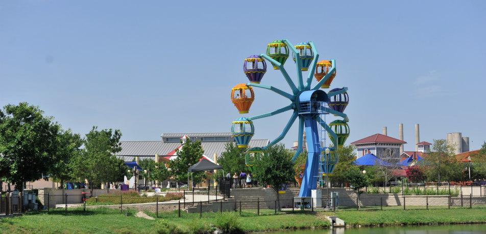 Morgan's Wonderland