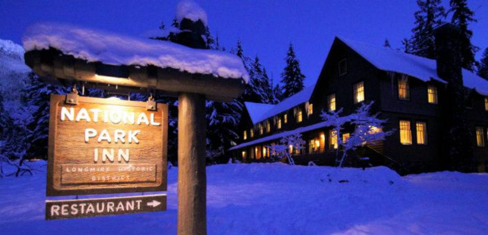 Mount Rainer National Park Inn