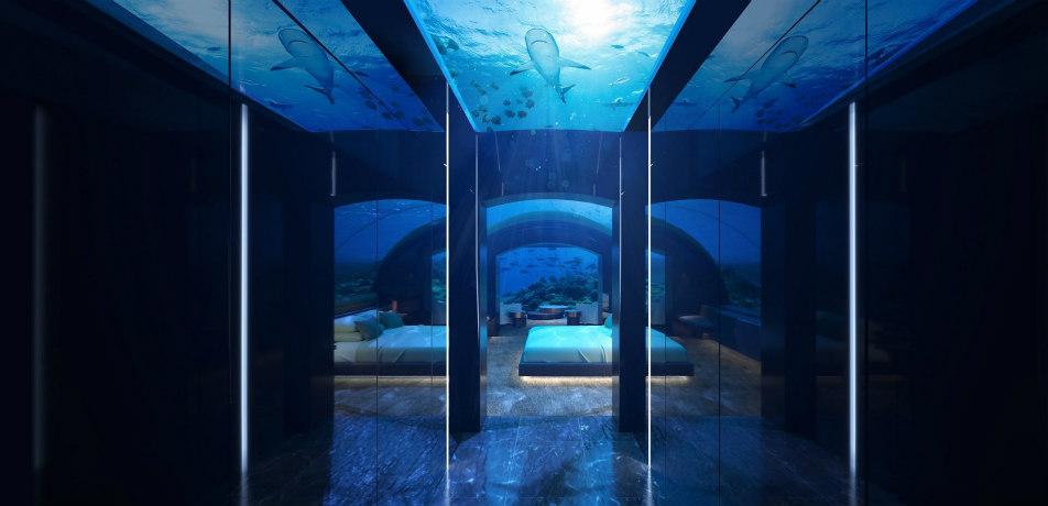 Conrad Maldives Rangali Island - Muraka Suite