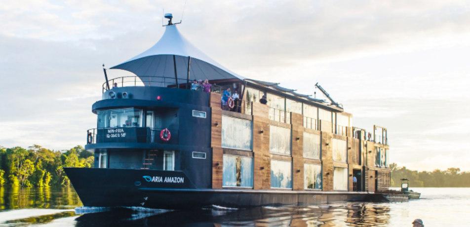 Aqua Expeditions's MV Aria
