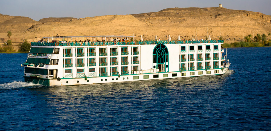 Cruise on the Nile River